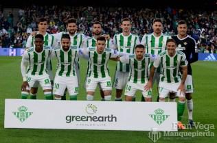 Alineacion (Betis-Malaga 17-18)