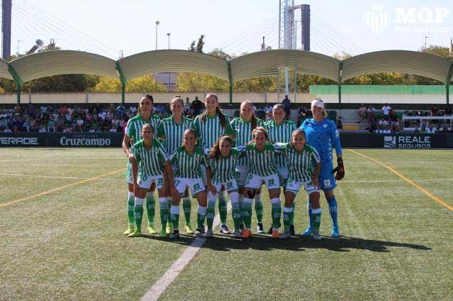 Real Betis Féminas-Valencia CFF Primera Iberdrola 2019-2020