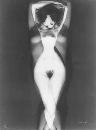 Man Ray, ' Yesterday, Today, Tomorrow,' 1924, photography