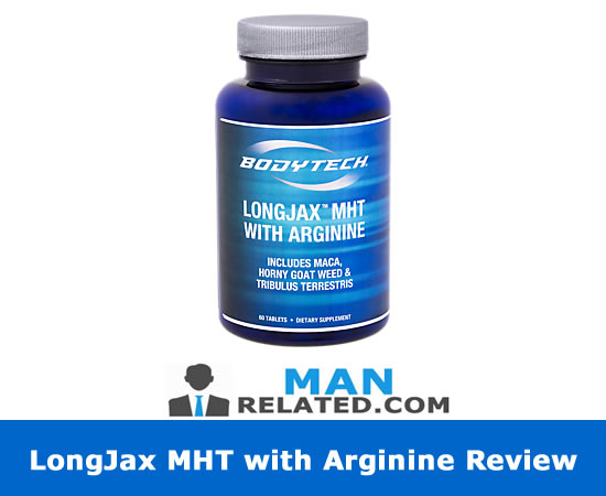 LongJax MHT Arginine Review