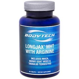 LongJax MHT with Arginine