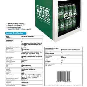 Carlsberg Drinks Cooler