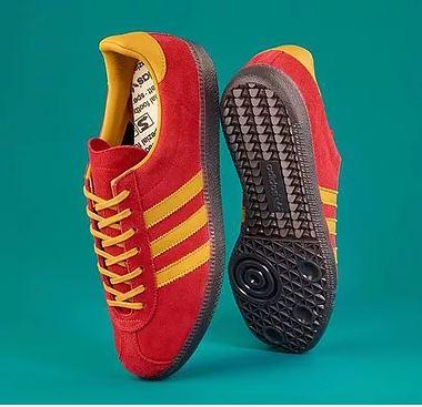 Adidas Spezial Spiritus Red – Info and stockists