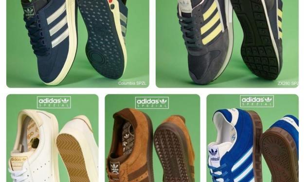 adidas Spezial Stockist's 2018