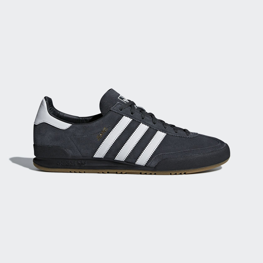 adidas Originals Jeans Trainers Carbon Black   Grey CQ2768  140a6d80563c