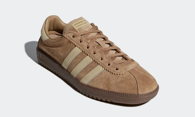 adidas Originals Bermuda – Cardboard / Sand / Gum ( CQ2782 )