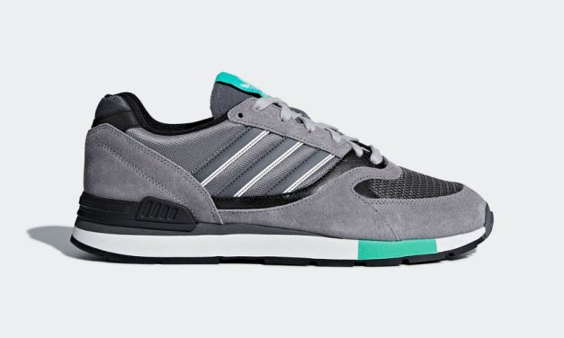 adidas Quesence  Grey / Grey / White