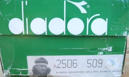 Diadora Borg Elite – Reduced to just £40