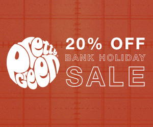 Extra 20% off Pretty Green