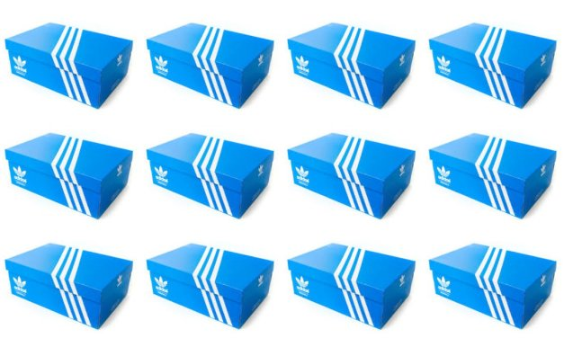 Win a years supply of adidas Originals
