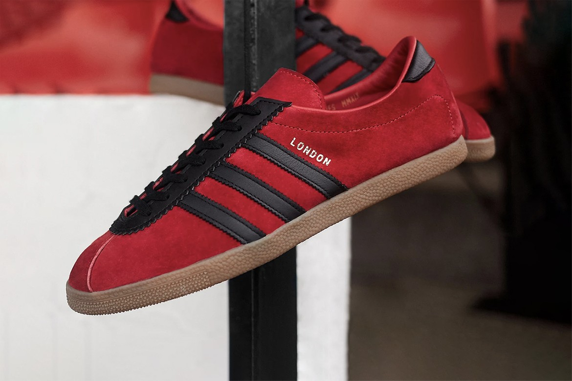 FIRST LOOK: adidas City Series London – Hanon