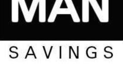 Man Savings Update.  Please read
