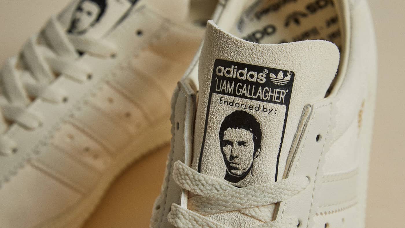 Perfecto Pegajoso donante  adidas X Liam Gallagher LG Spzl - Release info | Man Savings