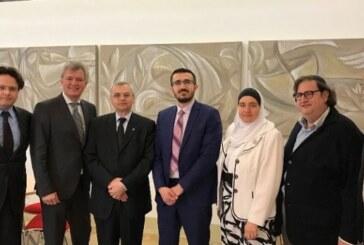Rotterdam İslam Üniversitesi ve Viyana Katolik Üniversitesi arasında anlaşma imzalandı