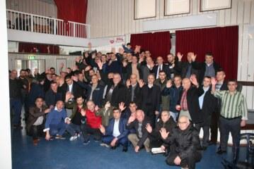 Burhanlılar Arabaşı için Amsterdam'da toplandı