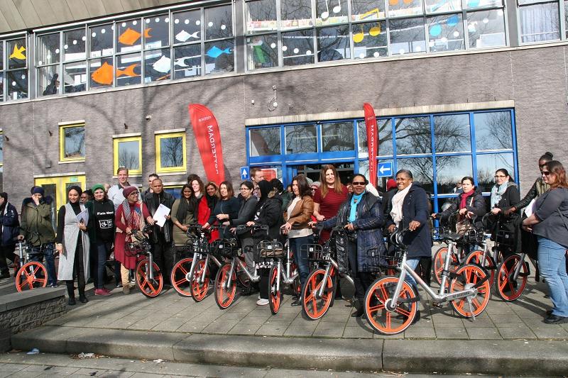 Sezer Danışmanlıktan belediyenin bisiklet projesine katkı