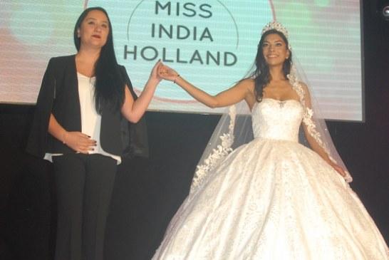 Hindistanlı güzeller Türk kıyafetleriyle yarıştı