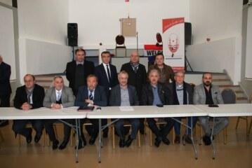Hollanda Yozgatlılar Federasyonu Yeni Yönetimini Belirledi