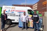 Sağlık çalışanlarına Life Groothandel'dan anlamlı destek