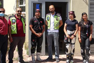T-Bikers'dan Türkiye turu