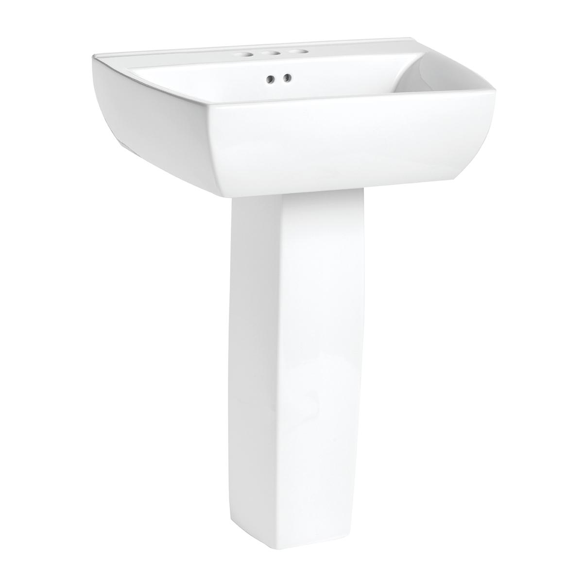 potenza combination lavatory pedestal