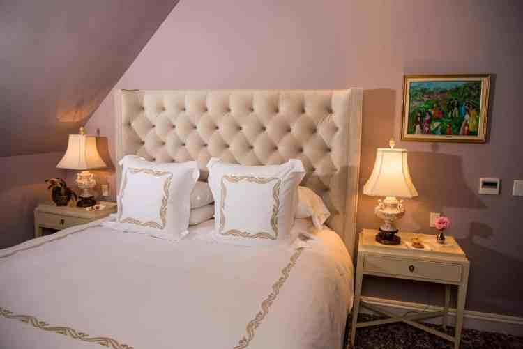 Joie De Vivre room at Mansion on Sutter