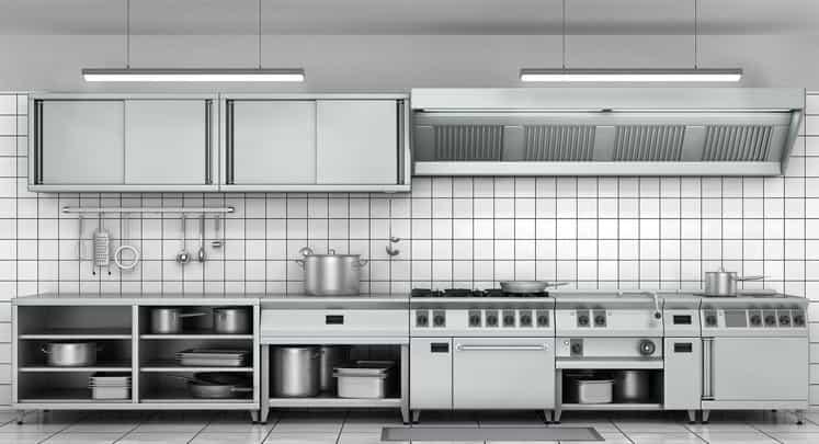 Assistência Técnica Equipamento para Cozinha