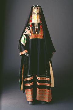 The Bani Sa D Tribe Costumes Mansoojat Foundation