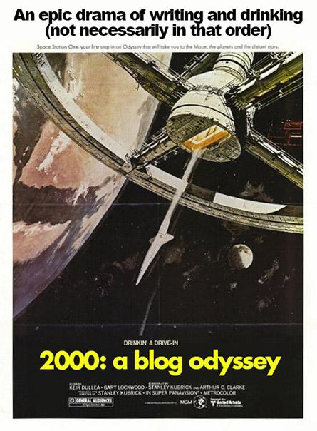 2000: A Blog Odyssey