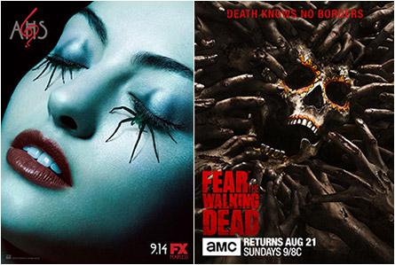 American Horror Story / Fear The Walking Dead