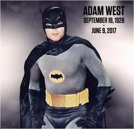 Adm West / Batman