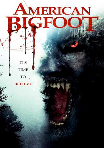 American Bigfoot