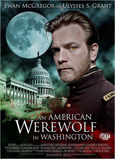 An American Werewolf In Washington