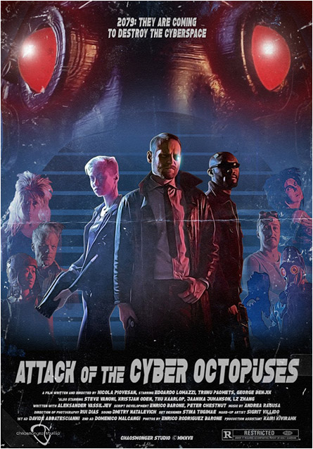 Attack of the Cyber Ocotpuses