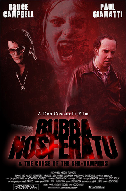 Bubba Nosferatu: Cures of the She-Vampires