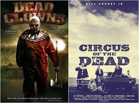 Dead Clowns / Circus of the Dead