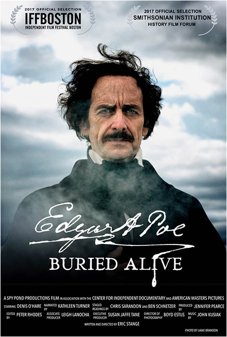 Edgar Allen Poe: Buried Alive