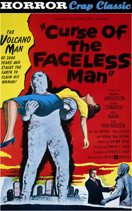 Curse of the Faceless Man