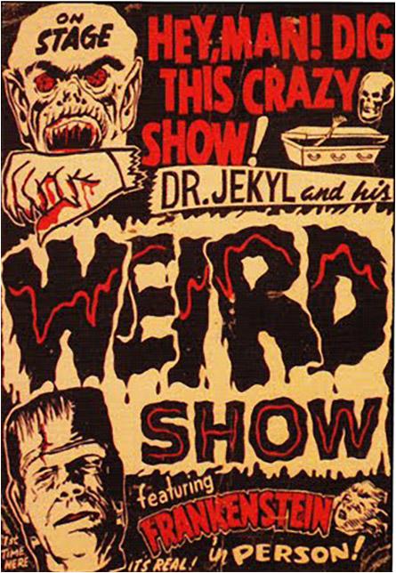 Weird Show