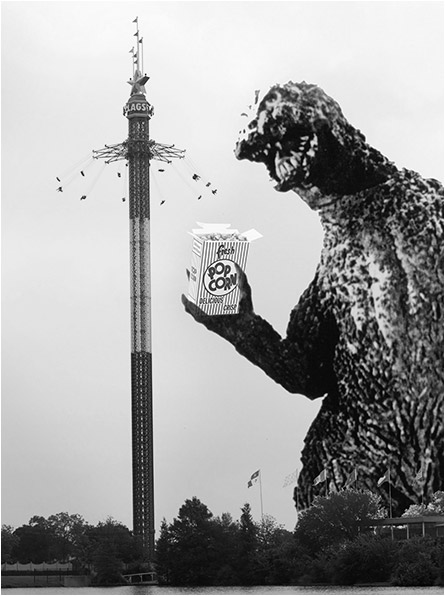 Godzilla: Sky Screamer