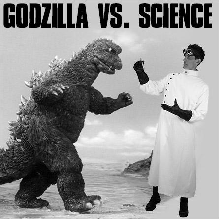 Godzilla vs. Science