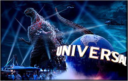 Godzilla Universal