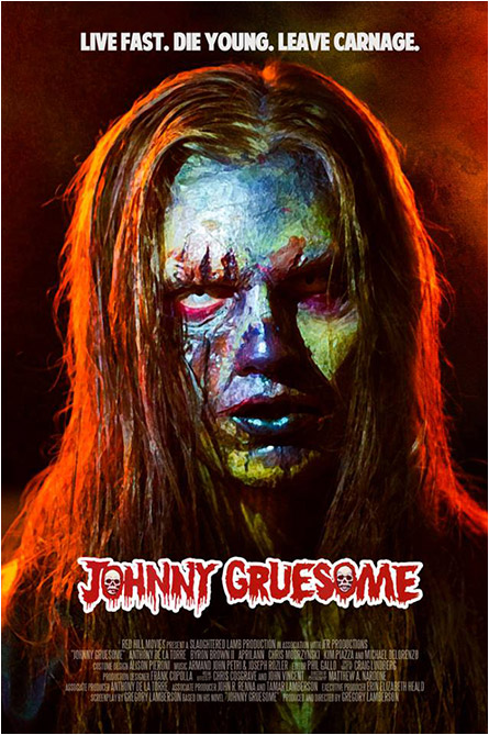 Johnny Gruesome