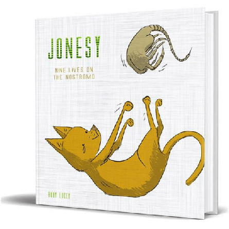 Jonesy: Nine Lives on the Nostromo
