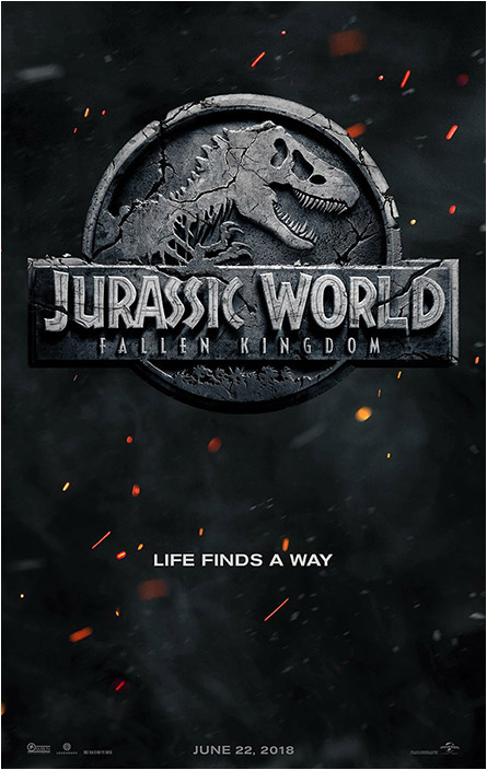 Jurassic World — Fallen Kingdom
