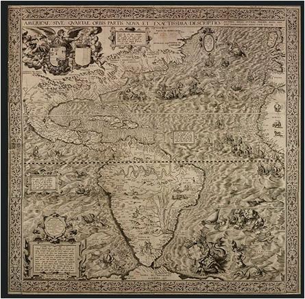 Mermaid Map