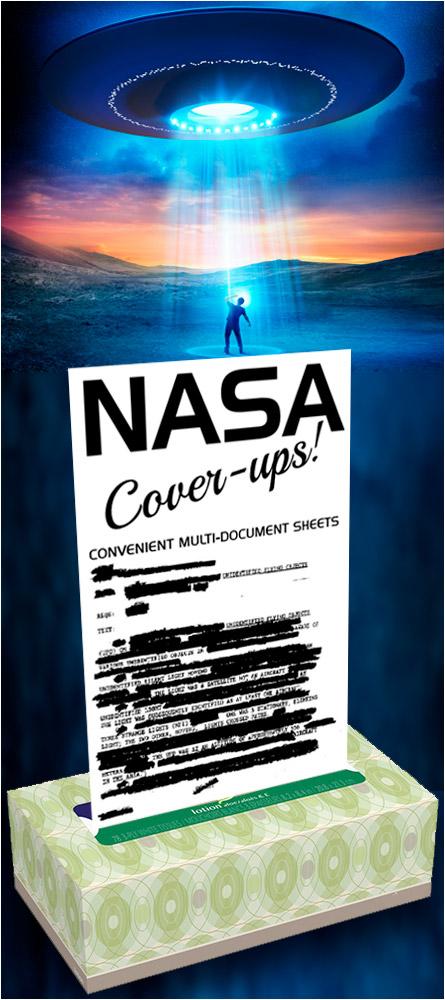 NASA Cover-ups