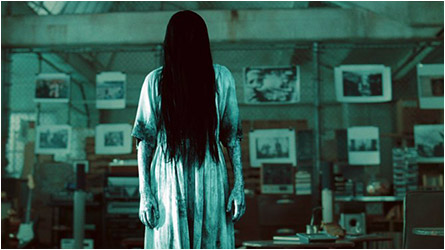 Sadako vs. Kayako