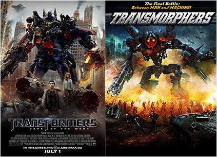 Transformers / Transmorphers