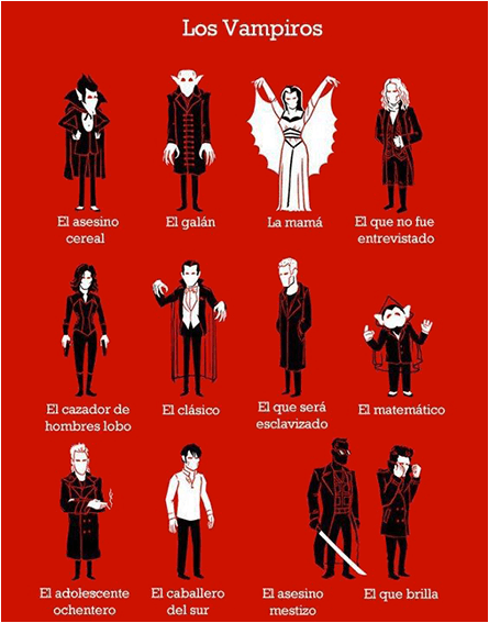 Latin Vampires